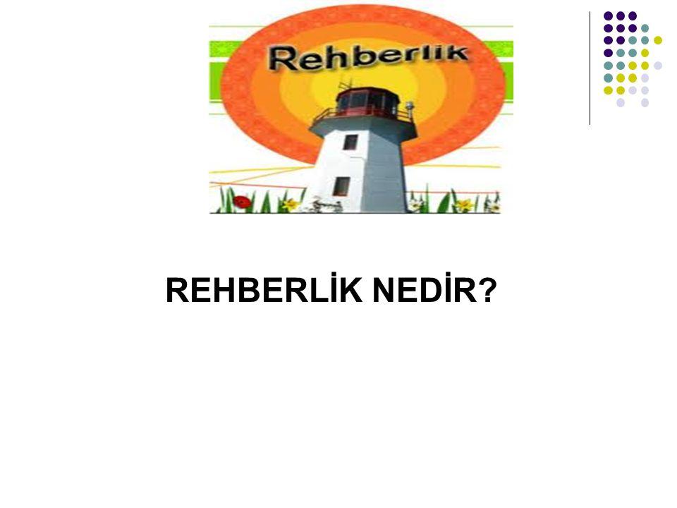 REHBERLİK NEDİR