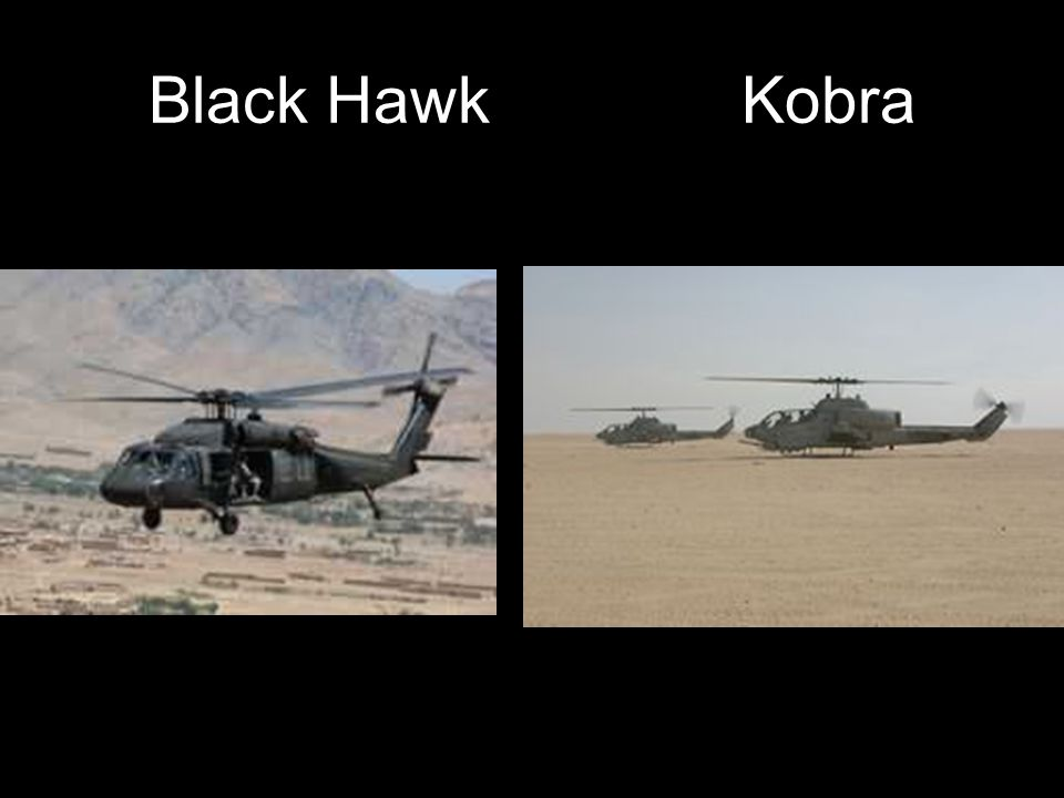 Black Hawk Kobra