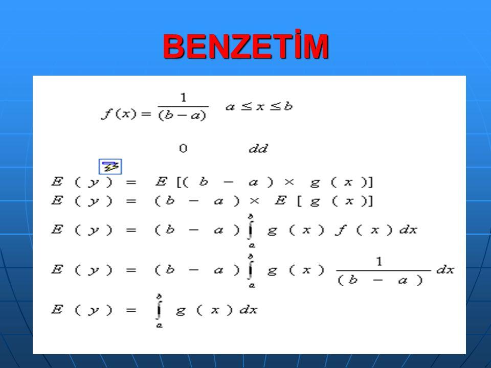 BENZETİM