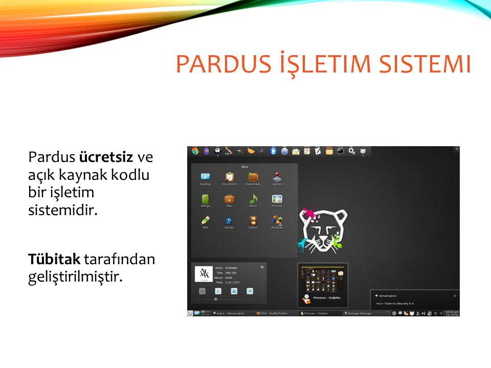 PARDUS İşletim Sistemi