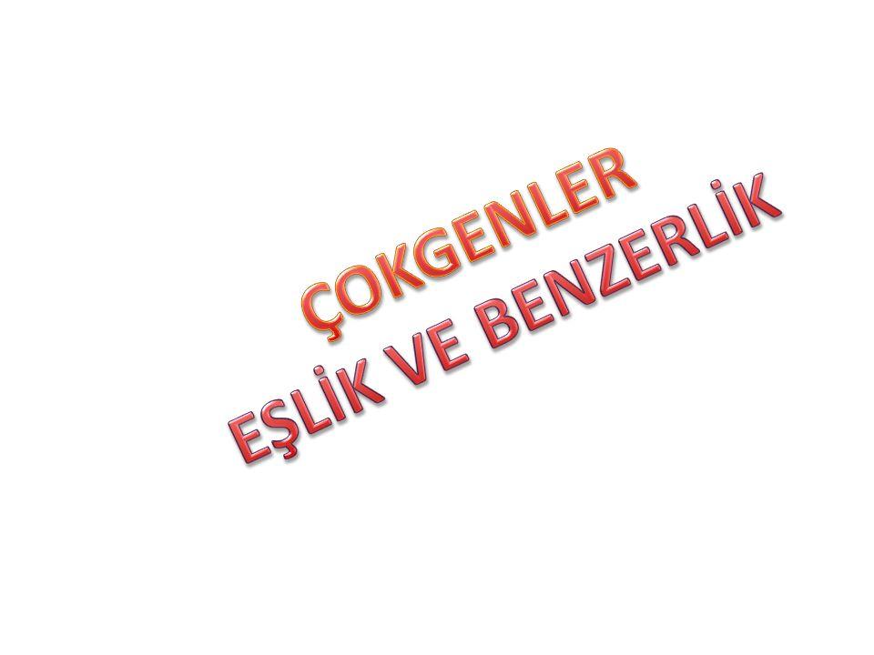 ÇOKGENLER EŞLİK VE BENZERLİK