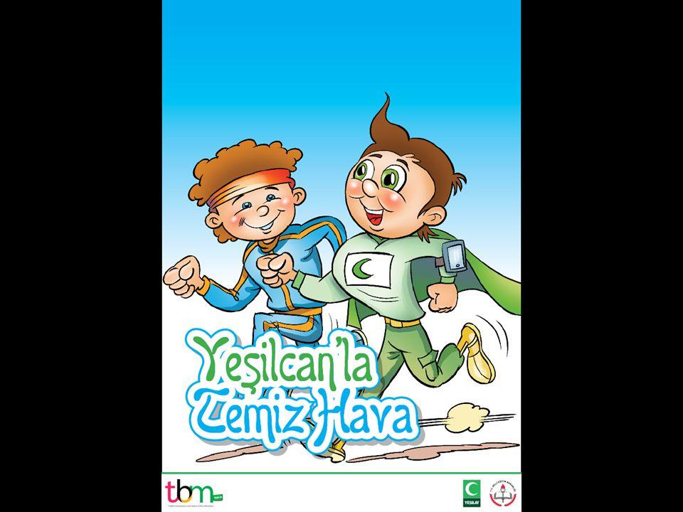 Bu sunudaki içeriğin daha ayrıntılı hâline Yeşilay tarafından ilkokul çağı öğrencilerine ve çocuklara yönelik hazırlanmış aşağıdaki kitapçıktan ulaşabilirsiniz: