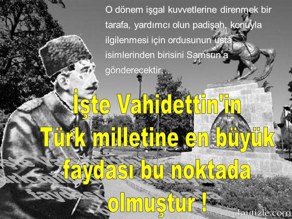 Türk milletine en büyük