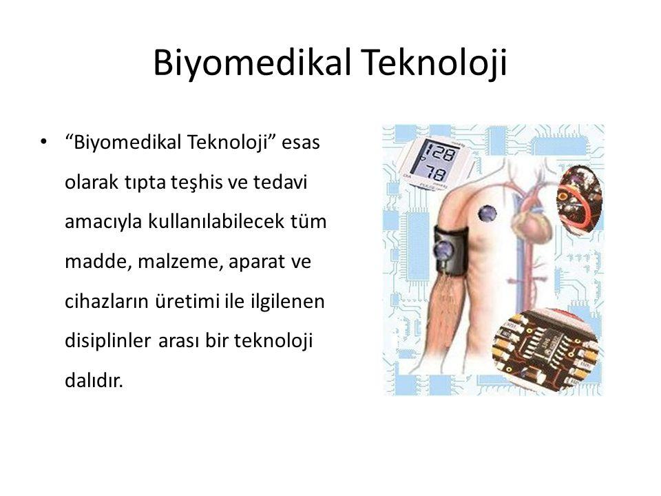 Biyomedikal Teknoloji