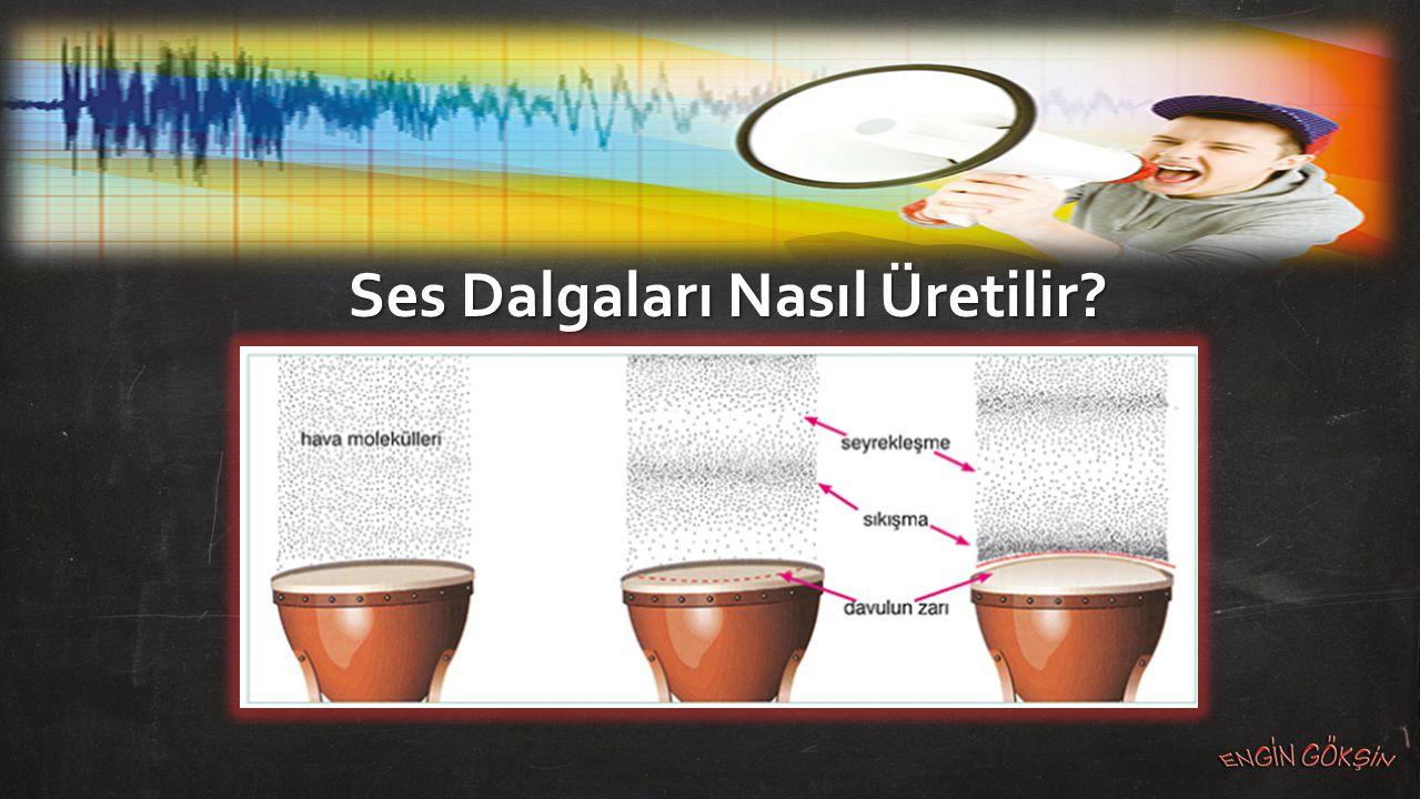 Ses Dalgaları Nasıl Üretilir