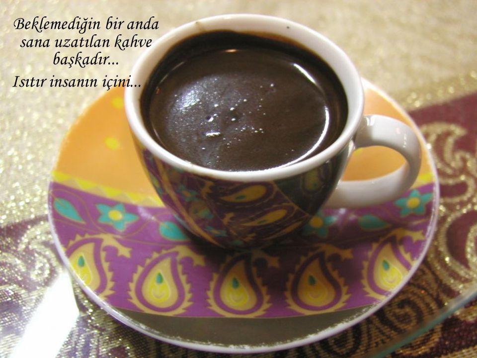 Bir kahve aromasıyla kendine sevgi 50