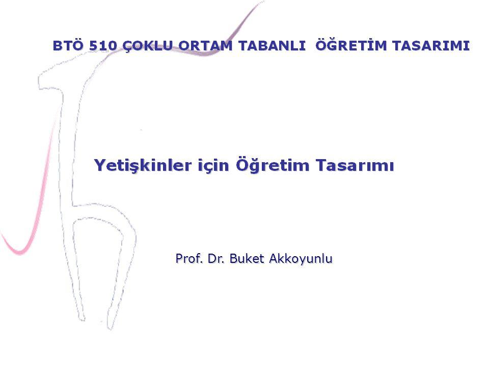 Prof. Dr. Buket Akkoyunlu