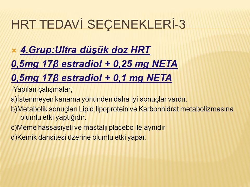 HRT TEDAVİ SEÇENEKLERİ-3