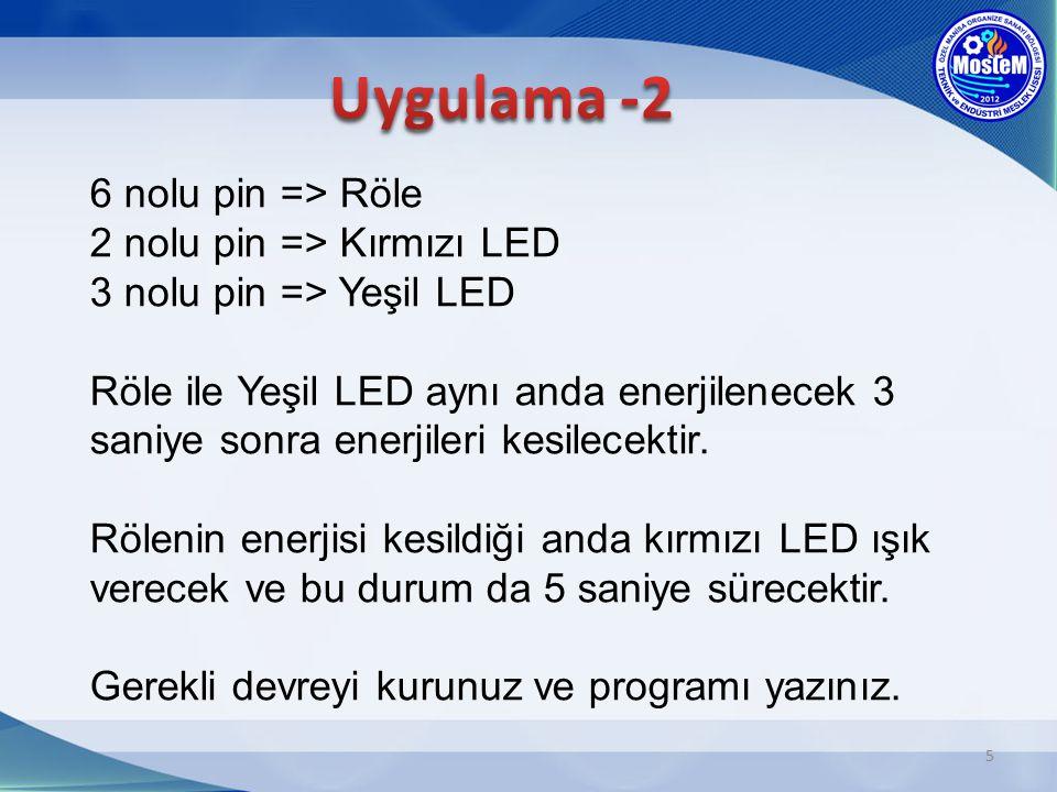 Uygulama -2
