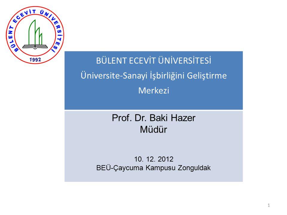 BEÜ-Çaycuma Kampusu Zonguldak