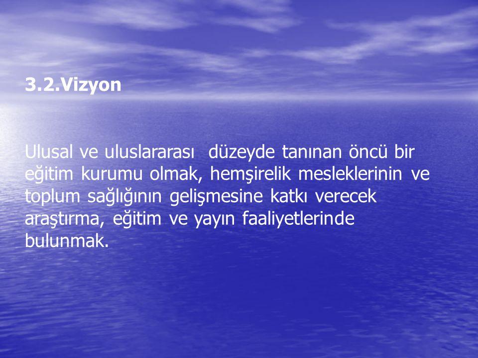 3.2.Vizyon