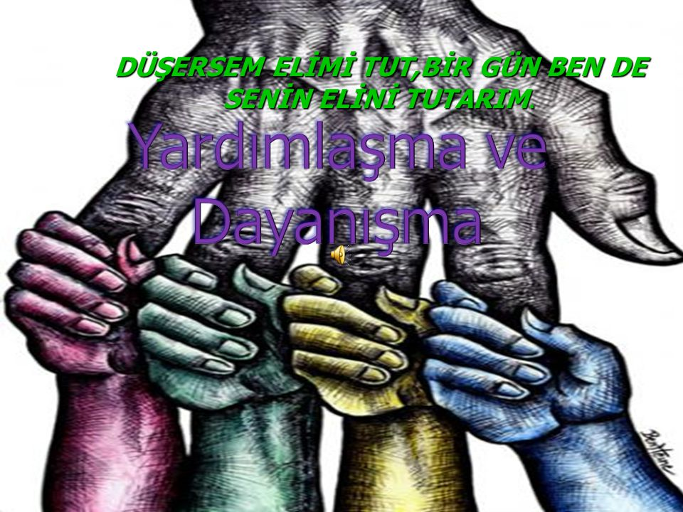 Yardımlaşma ve Dayanışma