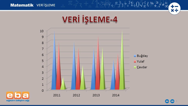 VERİ İŞLEME VERİ İŞLEME-4