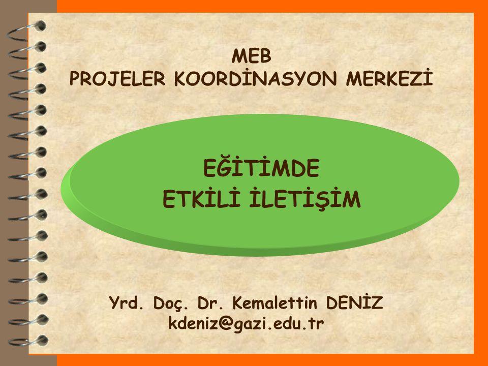 MEB PROJELER KOORDİNASYON MERKEZİ