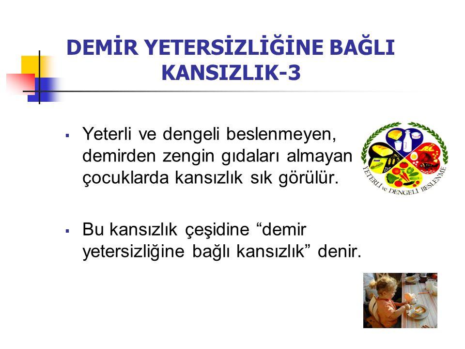 DEMİR YETERSİZLİĞİNE BAĞLI KANSIZLIK-3
