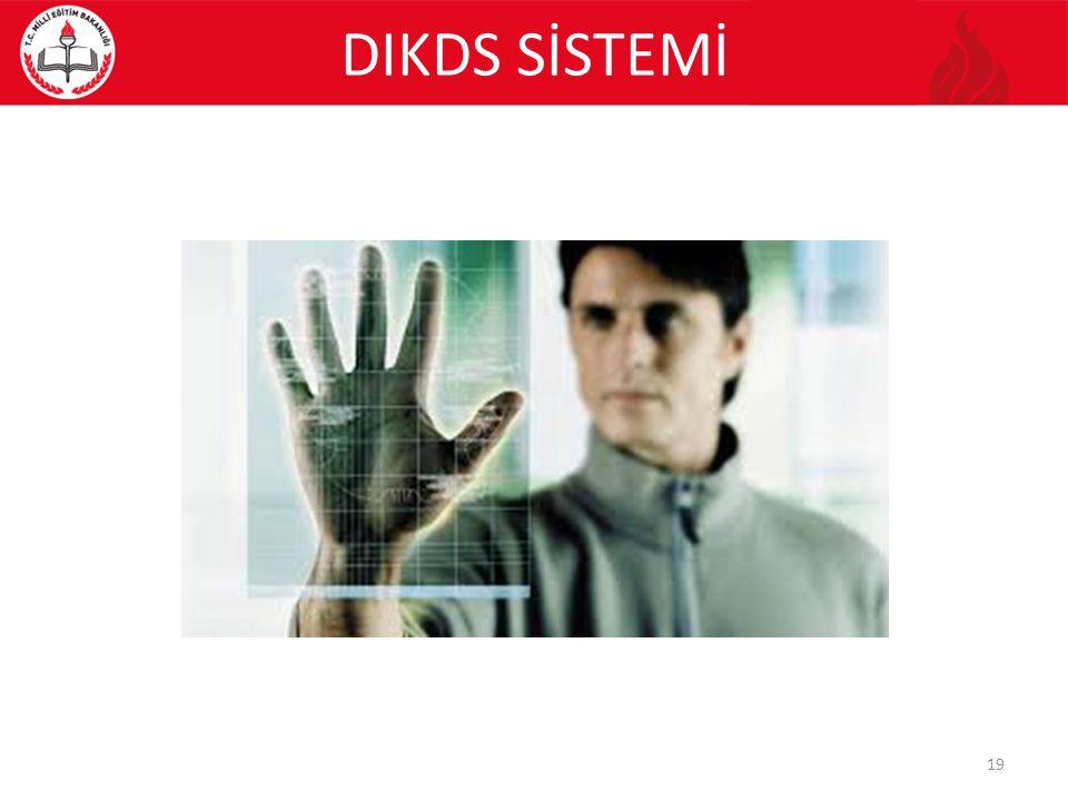 DIKDS SİSTEMİ