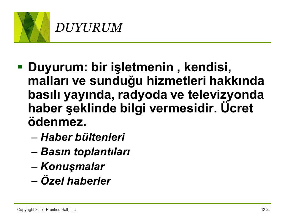 DUYURUM