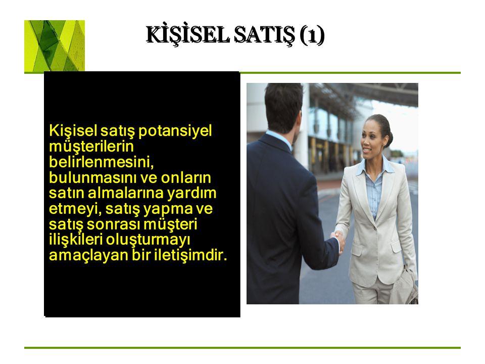 KİŞİSEL SATIŞ (1)