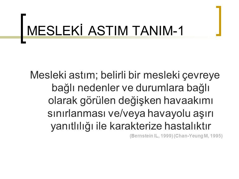 MESLEKİ ASTIM TANIM-1