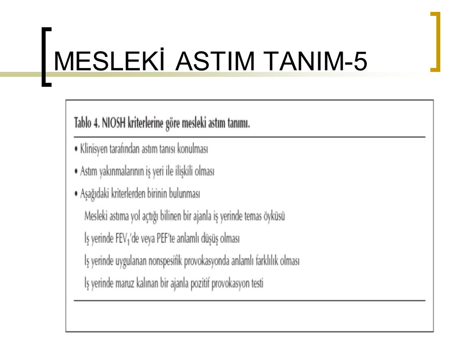 MESLEKİ ASTIM TANIM-5