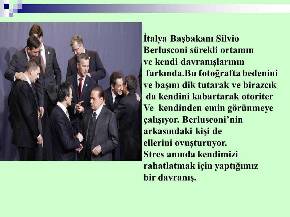 İtalya Başbakanı Silvio