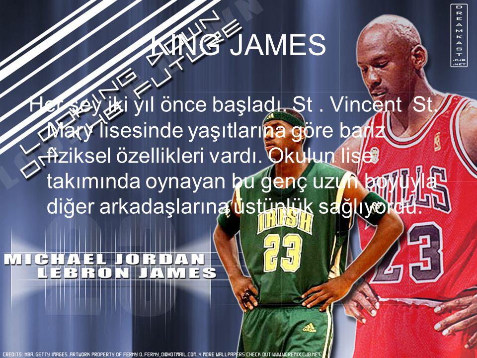 KİNG JAMES
