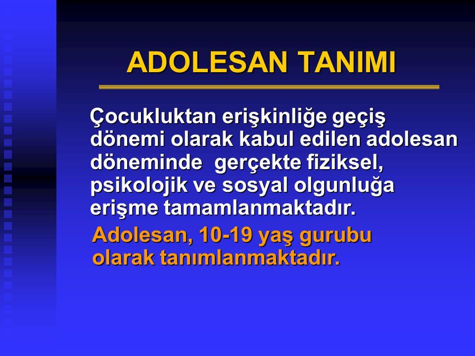 ADOLESAN TANIMI