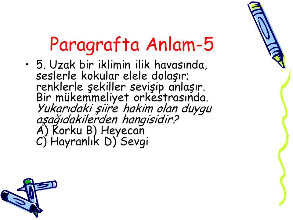 Paragrafta Anlam-5