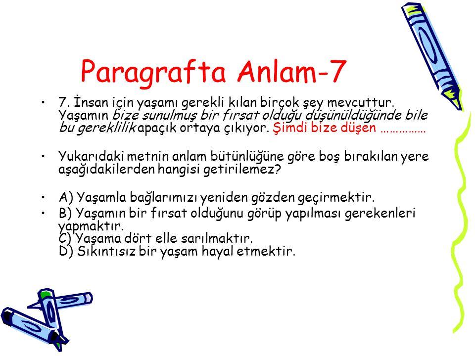 Paragrafta Anlam-7