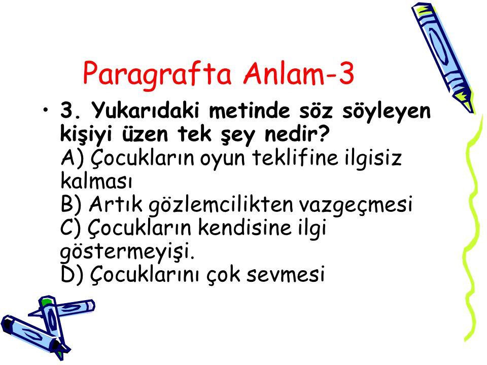 Paragrafta Anlam-3
