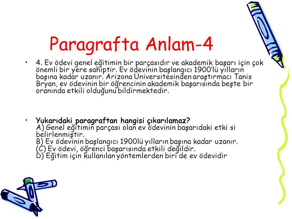 Paragrafta Anlam-4