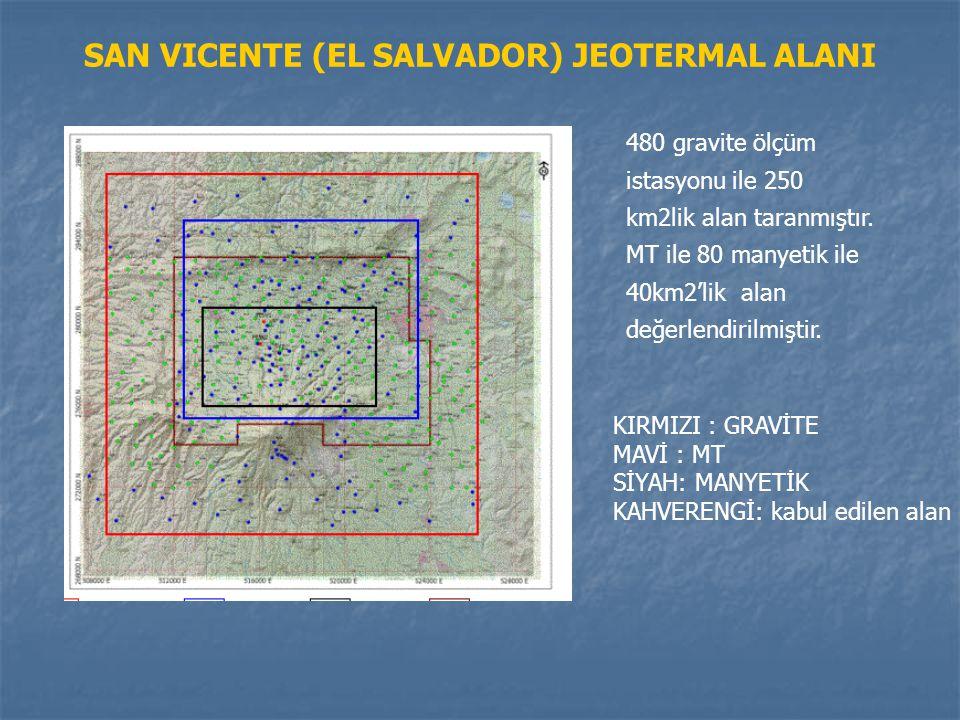 SAN VICENTE (EL SALVADOR) JEOTERMAL ALANI