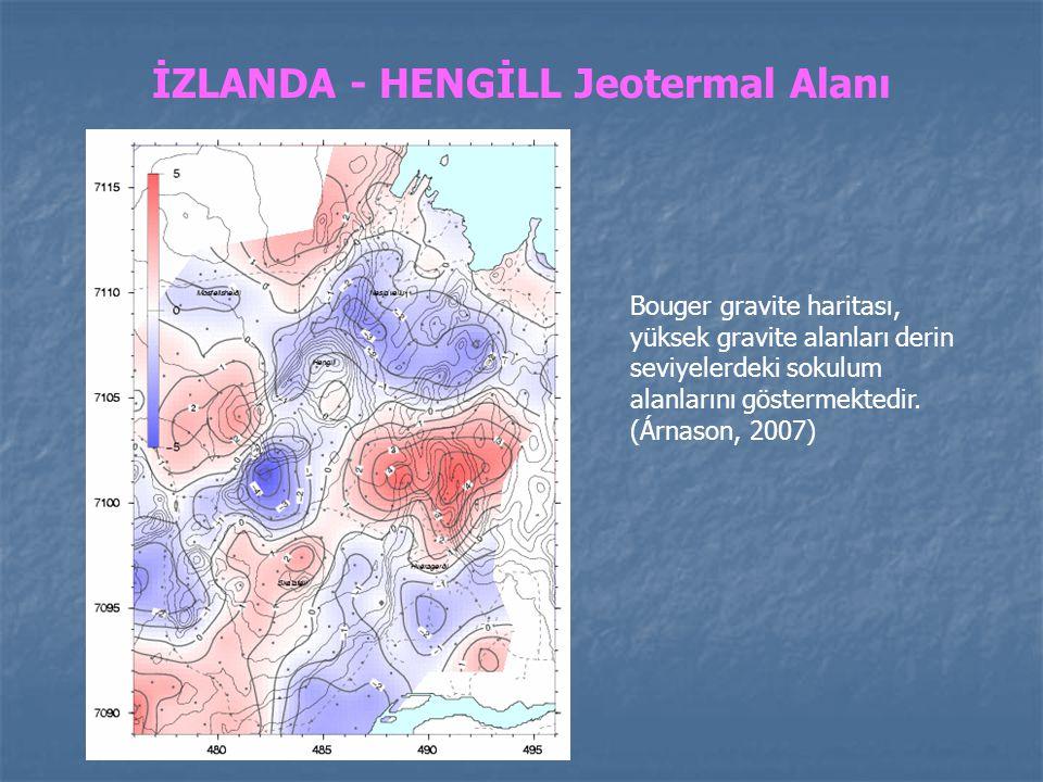 İZLANDA - HENGİLL Jeotermal Alanı