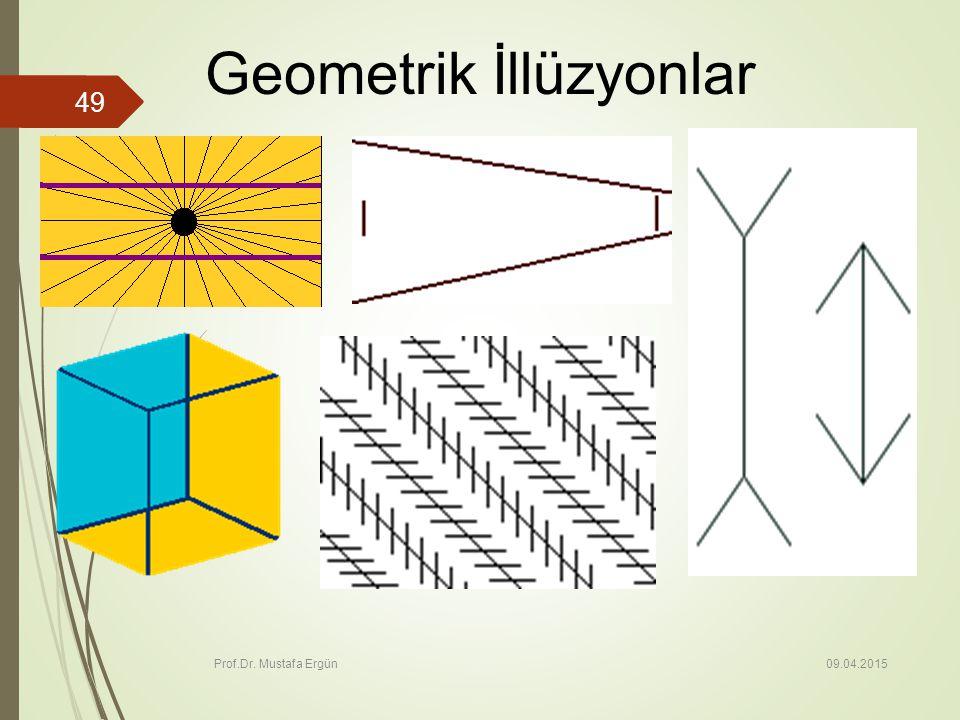 Geometrik İllüzyonlar