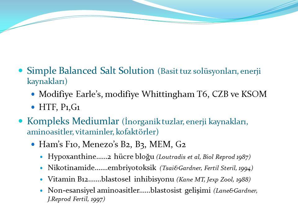 Simple Balanced Salt Solution (Basit tuz solüsyonları, enerji kaynakları)