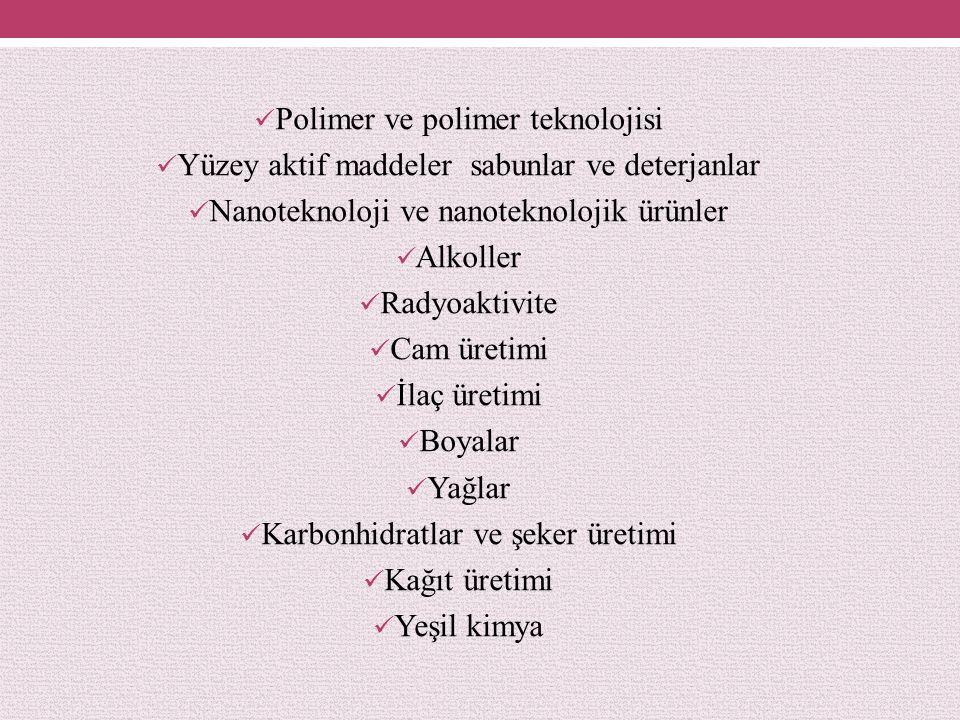 Polimer ve polimer teknolojisi
