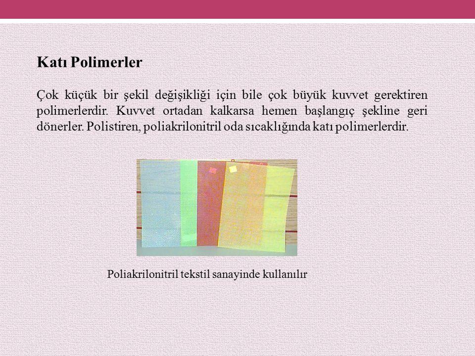 Katı Polimerler