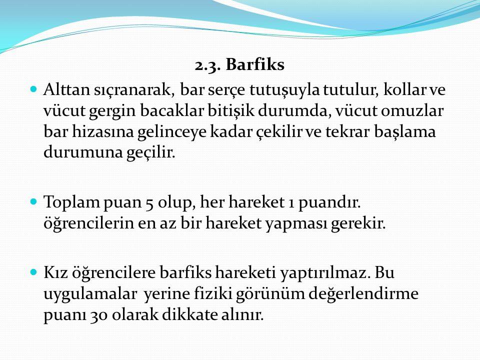2.3. Barfiks