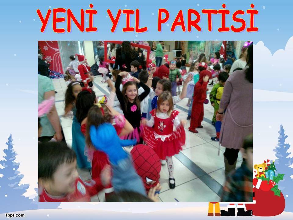 YENİ YIL PARTİSİ
