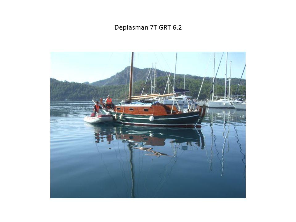 Deplasman 7T GRT 6.2