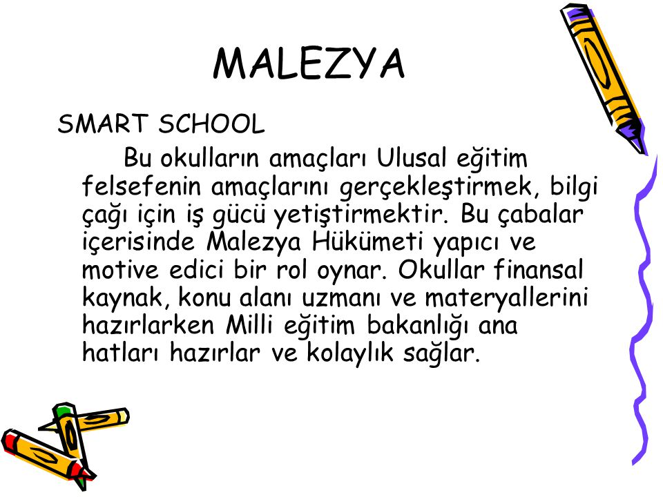 MALEZYA SMART SCHOOL.
