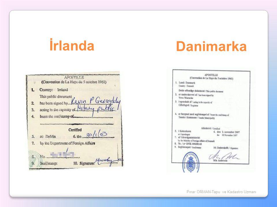 Pınar ORMAN-Tapu ve Kadastro Uzmanı