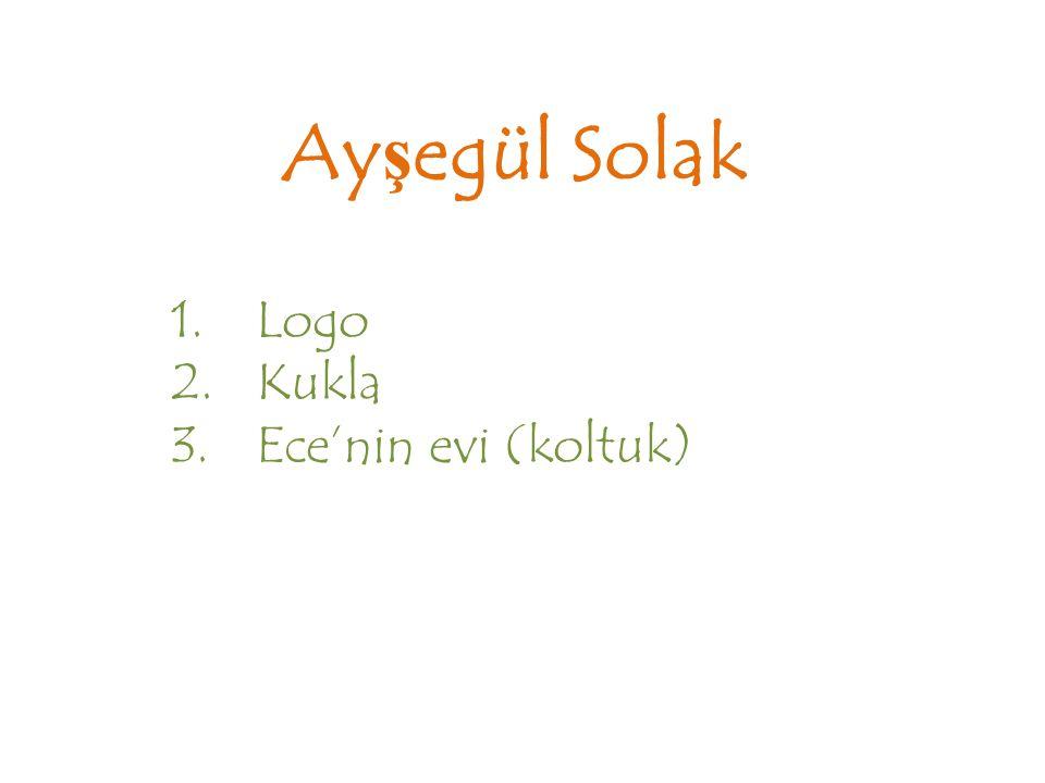 Ayşegül Solak Logo Kukla Ece'nin evi (koltuk)