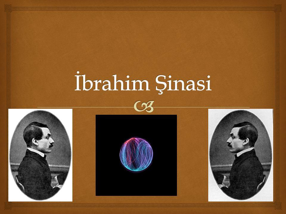 İbrahim Şinasi