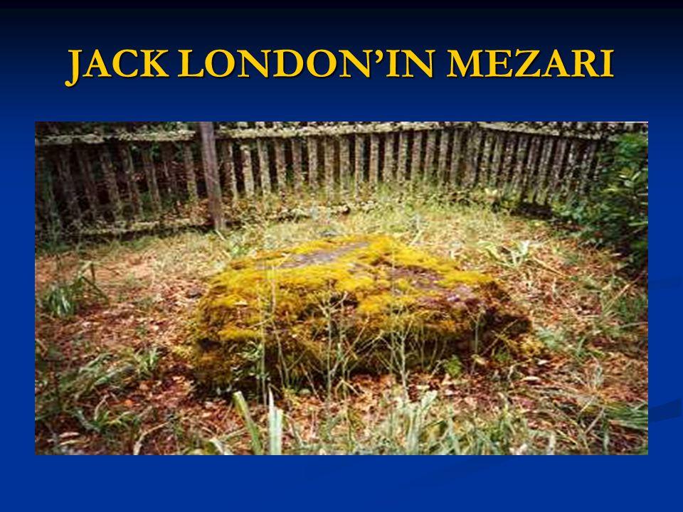 JACK LONDON'IN MEZARI