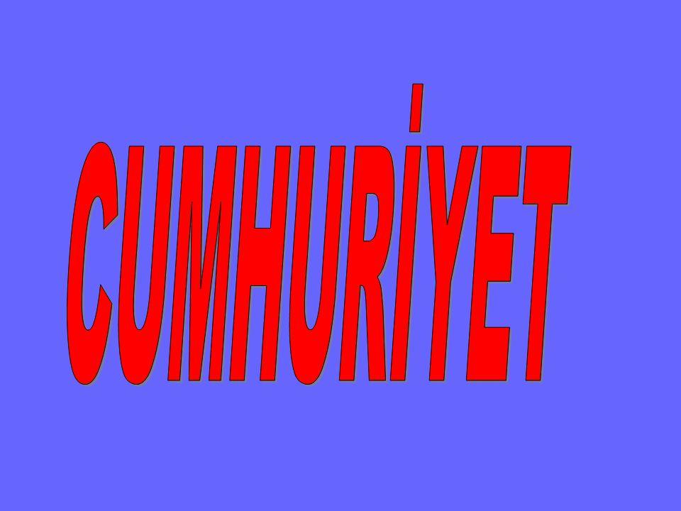 CUMHURİYET