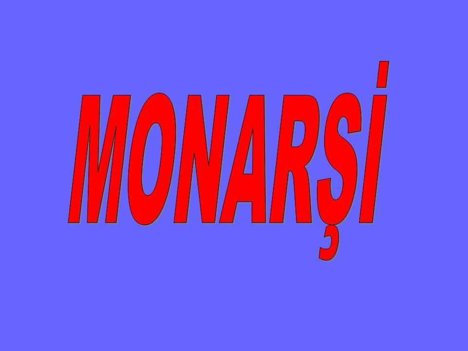 MONARŞİ