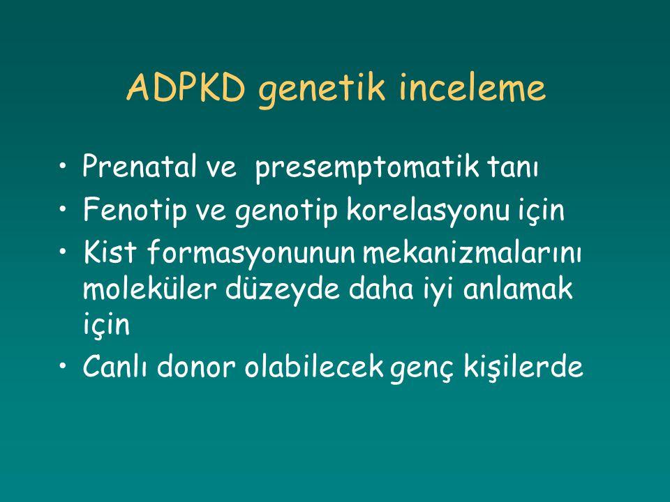 ADPKD genetik inceleme