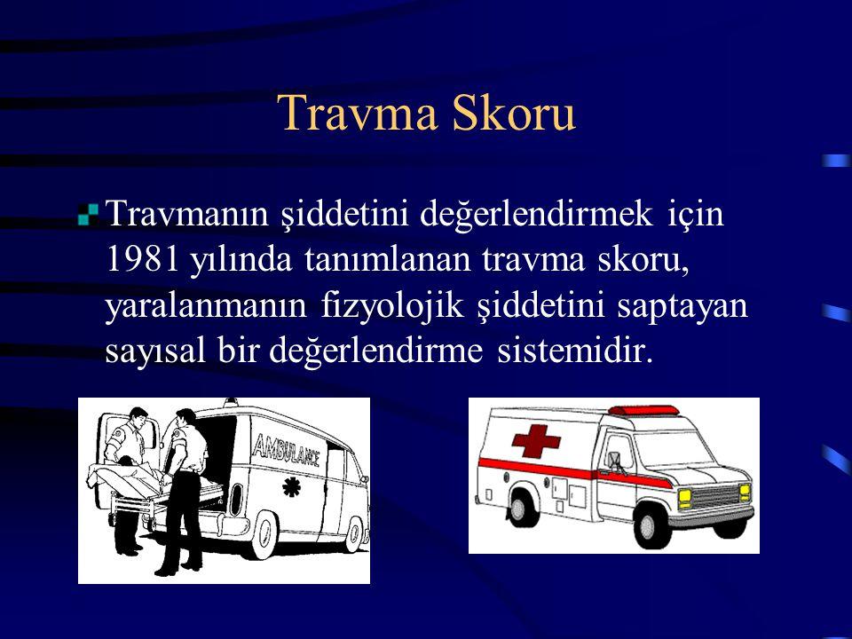 Travma Skoru