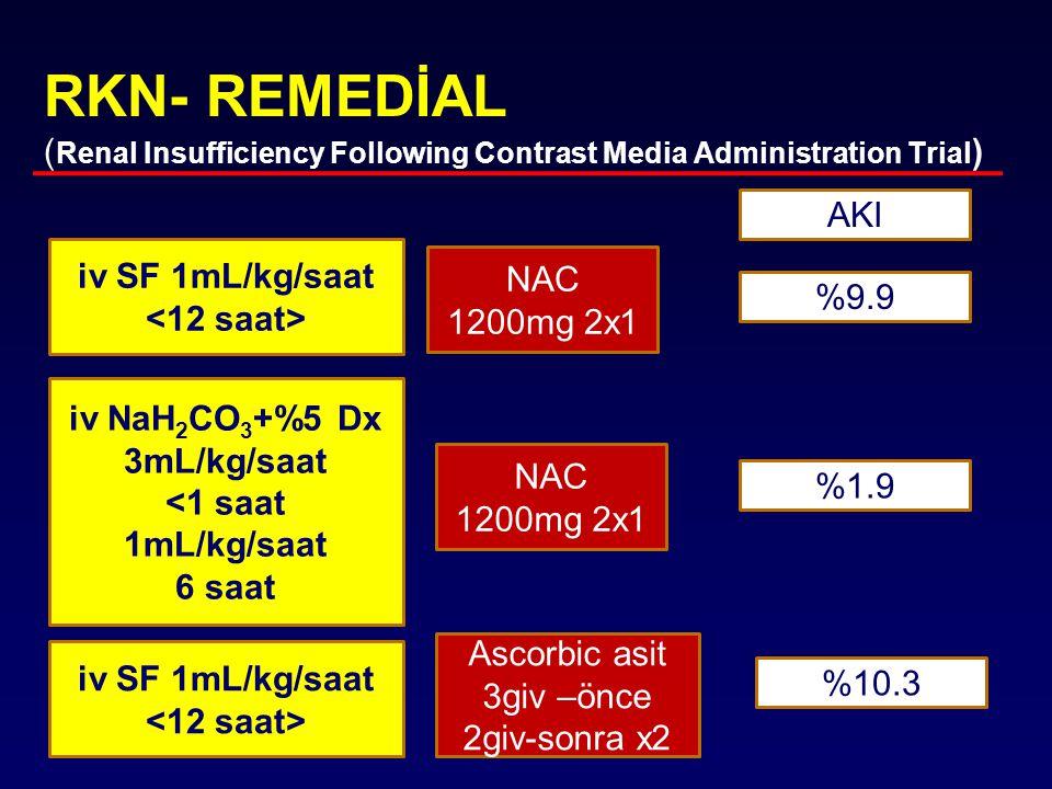 iv NaH2CO3+%5 Dx 3mL/kg/saat